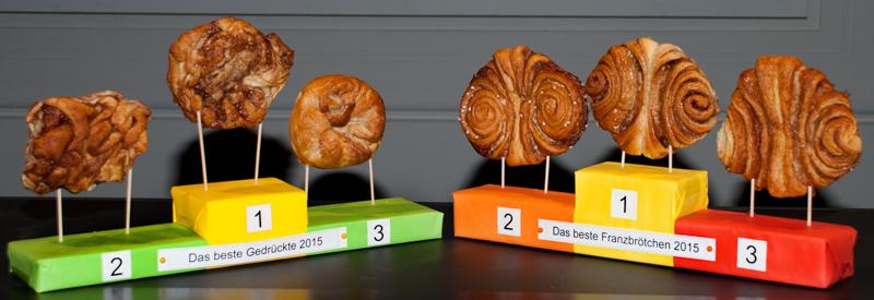 Bild von den Gewinnern